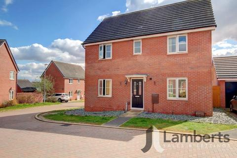 4 bedroom detached house for sale - Fairweather Close, Brockhill, Redditch