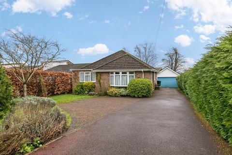 3 bedroom detached bungalow for sale - South View Road, Oliver's Battery, Winchester, SO22