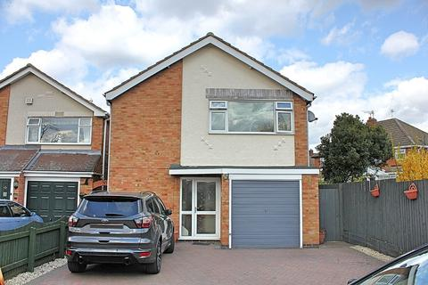 3 bedroom detached house for sale - Penney Close, Wigston