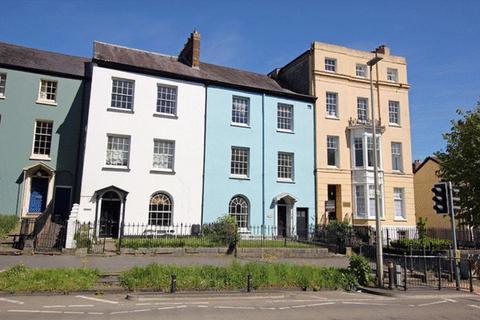 4 bedroom terraced house for sale - Picton Terrace, Carmarthen