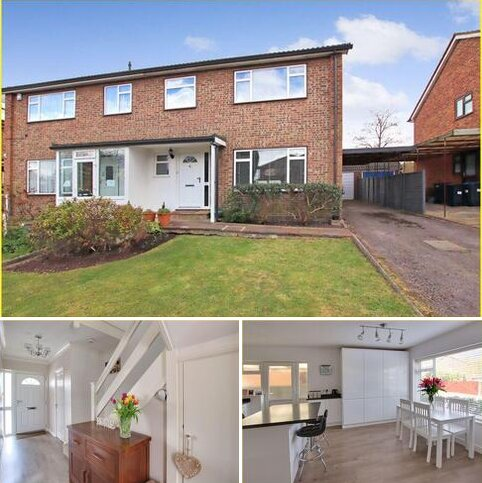4 bedroom semi-detached house for sale - Edgewood Green, Shirley