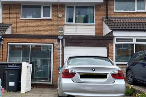 3 bedroom terraced house for sale - Fastmoor Oval, Birmingham