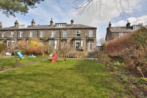4 bedroom terraced house for sale - Cragg Terrace, Horsforth, Leeds