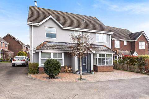 4 bedroom detached house for sale - Bishop Close, Caerwent, Monmouthshire, NP26