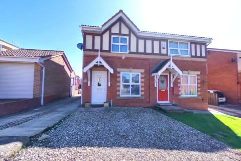 3 bedroom semi-detached house for sale - Aysgarth Rise, Bridlington