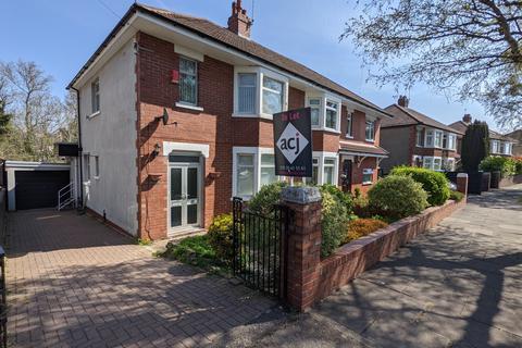 3 bedroom semi-detached house to rent - Fairfield Road, Penarth,
