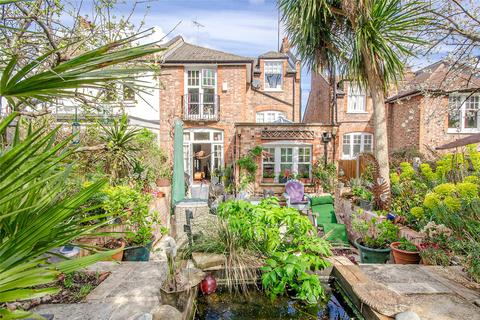 4 bedroom end of terrace house for sale - Glasslyn Road, London, N8