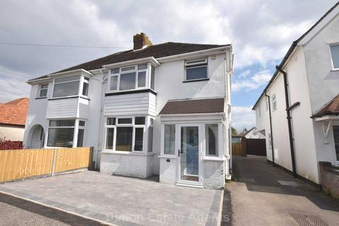 3 bedroom semi-detached house for sale - Wootton Road, Lee On The Solent