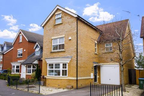 4 bedroom detached house for sale - Tamarisk Way, Weston Turville