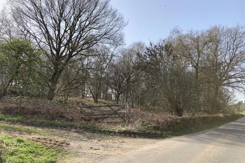 Land for sale - Wiggonlea Plantation, Jackass Lane, Alderwasley, DE56 2RE