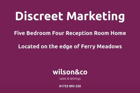 5 bedroom detached house for sale - Oundle Road, Orton Longueville, Peterborough, PE2 7DH