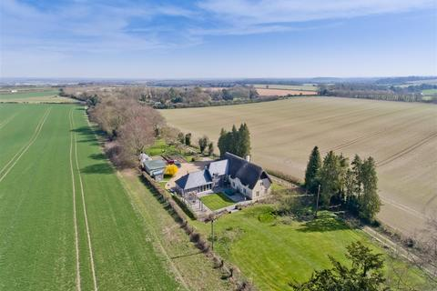 6 bedroom detached house for sale - Middlecot, Quarley, Andover