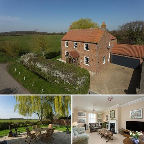 4 bedroom detached house for sale - Lyndon House, Southmoor Road, Thorganby, York