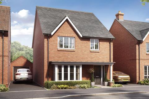 4 bedroom detached house for sale - Plot 379, The Oxford at Boorley Park, Boorley Green, Winchester Road, Botley, Southampton SO32