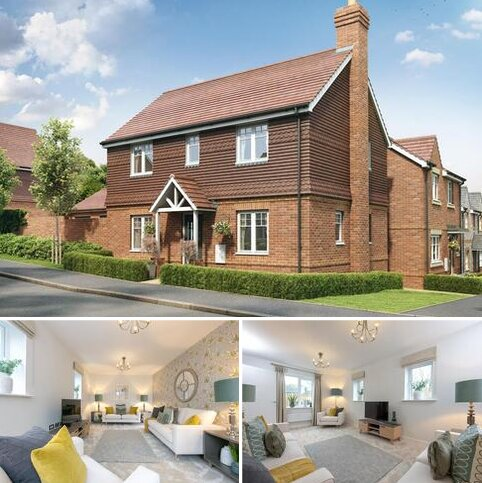 3 bedroom detached house for sale - Plot 21, The Mountford at Minerva Heights, Old Broyle Road, Chichester, West Sussex PO19