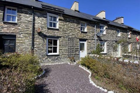 3 bedroom terraced house for sale - Prince Llewelyn Terrace, Dolwyddean