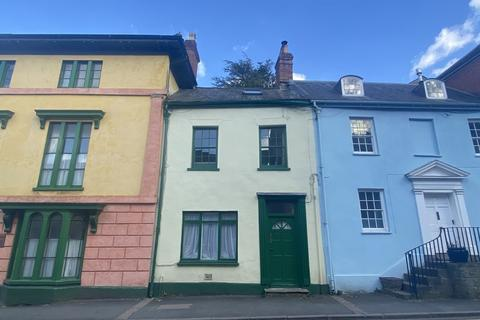 3 bedroom terraced house for sale - The Struet, Brecon, LD3