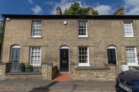 2 bedroom terraced house to rent - Brunswick Terrace Cambridge