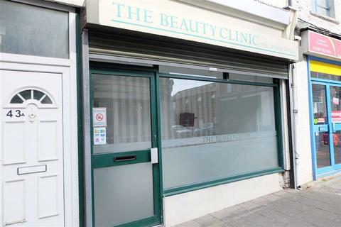 Shop to rent - High Street, Barry, Vale Of Glamorgan