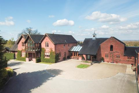 7 bedroom detached house for sale - Cherry Tree Lane, Woore