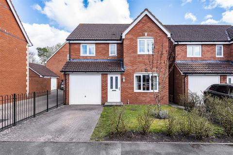 4 bedroom detached house for sale - White Horse Way