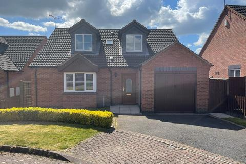 4 bedroom detached house for sale - The Elms, Whitwick, Coalville, LE67