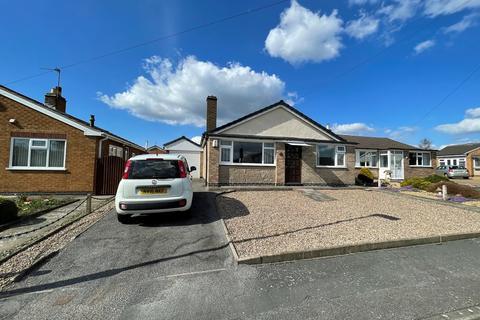 3 bedroom detached bungalow for sale - Fordice Close, Hugglescote, Coalville, LE67