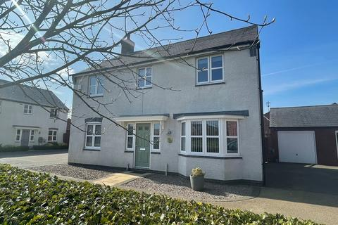 4 bedroom detached house for sale - Usbourne Way, Ibstock, LE67