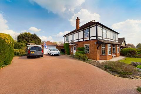 3 bedroom detached house for sale - Harborough Road North, Kingsthorpe, Northampton, NN2