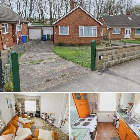 2 bedroom semi-detached bungalow for sale - Tranmere Park, Hornsea