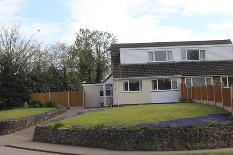 3 bedroom semi-detached bungalow for sale - Main Road, Austrey, Atherstone