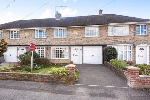 3 bedroom terraced house for sale - Ionic Close, Scantabout, Chandlers Ford, Hampshire