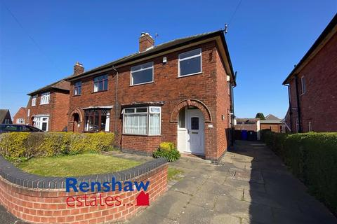 3 bedroom semi-detached house for sale - Longfield Crescent, Ilkeston, Derbyshire