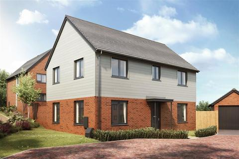 4 bedroom detached house for sale - The Trusdale - Plot 25 at Burridge Green at Whiteley Meadows, Off Botley Road PO15