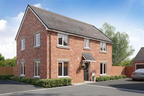 4 bedroom detached house for sale - Plot 75 - The Trusdale - Lilac Grove at Cranbrook at Cranbrook, London Road EX5