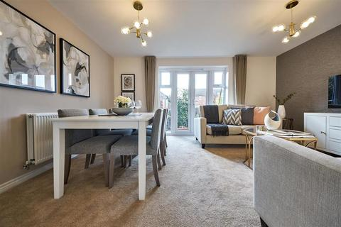 3 bedroom end of terrace house for sale - Plot 169-The Flatford-Gardenia Place at Cranbrook at Cranbrook, London Road EX5