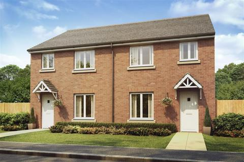 3 bedroom semi-detached house for sale - Plot 173-The Flatford-Gardenia Place at Cranbrook at Cranbrook, London Road EX5