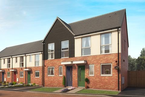 3 bedroom house for sale - Plot 134, The Cayton at Bucknall Grange, Stoke on Trent, Eaves Lane, Bucknall ST2
