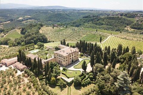15 bedroom villa - San Casciano, Florence, Tuscany, Italy