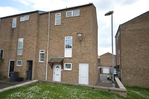 4 bedroom end of terrace house for sale - Luxembourg Close, Luton, LU3