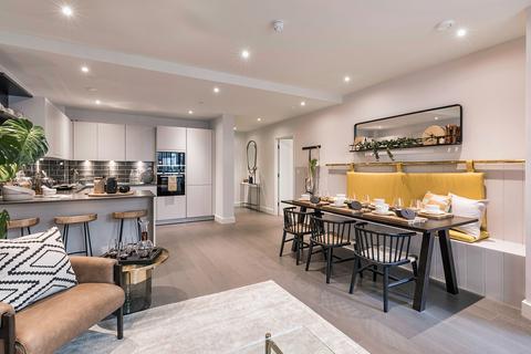 2 bedroom apartment for sale - Plot 21, The Crosse at Bermondsey, 58 Grange Road, Bermondsey, London SE1