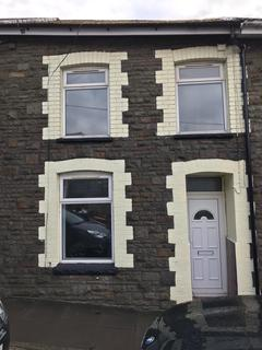 3 bedroom terraced house to rent - Brocks Terrace, Porth CF39