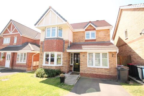 4 bedroom detached house to rent - Townsgate Way, Irlam, Salford, M44