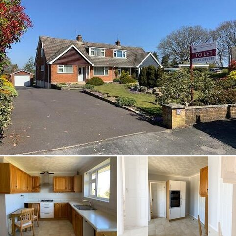 3 bedroom semi-detached house to rent - Four Wells Rd, Colehill, Wimborne BH21