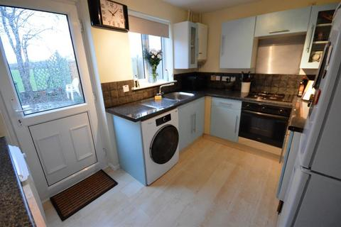 2 bedroom townhouse to rent - Best Close, Wigston, LE18 4PZ