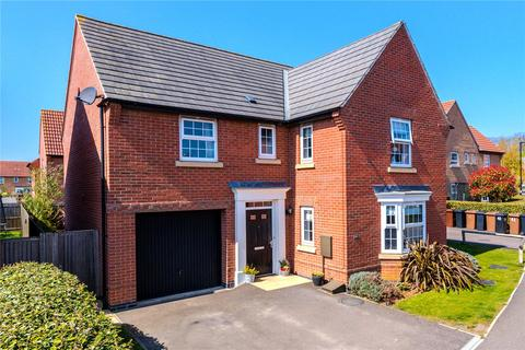 4 bedroom detached house for sale - Hampden Way, Greylees, Sleaford, NG34