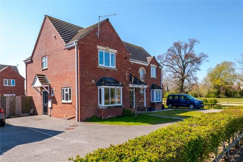 2 bedroom semi-detached house for sale - Hornbeam Close, Ruskington, Sleaford, NG34
