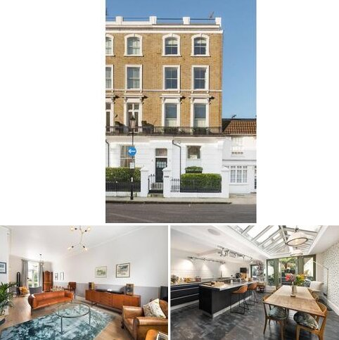 6 bedroom end of terrace house for sale - Cathcart Road, London
