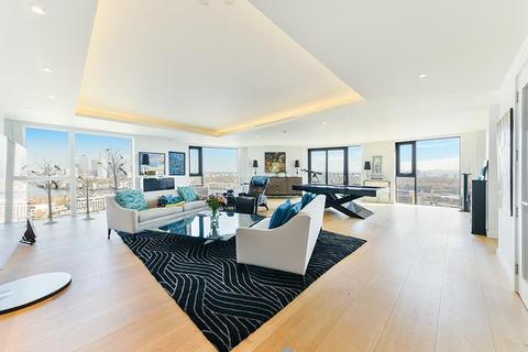 3 bedroom flat to rent - Park Vista Tower, Cobblestone Square, London, London, E1W