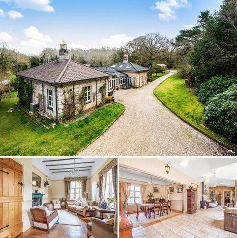 4 bedroom detached house for sale - Bylaugh Park, Bylaugh, Dereham